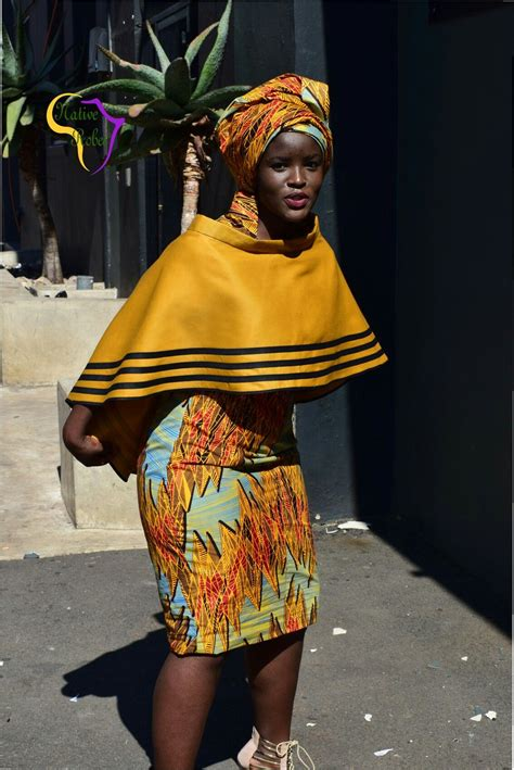 Republic Of South Africa In 2020 African Fashion