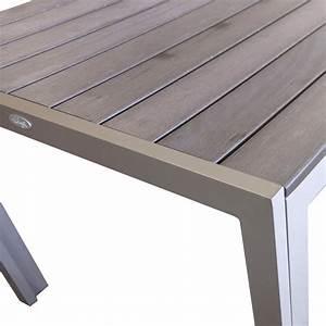 Gartentisch Aluminium Ausziehbar : gartentisch alu ~ Lateststills.com Haus und Dekorationen