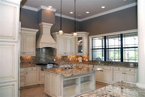 Enchanting Off White Kitchen Cabinets Fantastic Interior Design For Kitchen Remodeling With Off