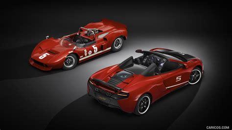 2018 Mclaren 650s Can Am And Mclaren M1b Top Hd