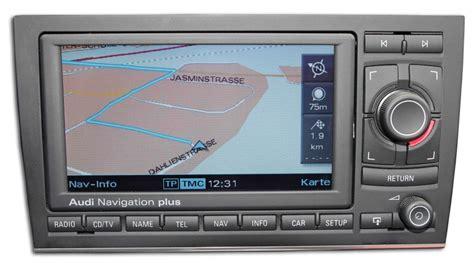 audi rns e audi rns e navigation plus update to europe software