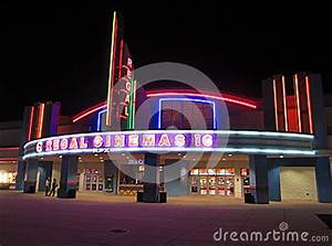Regal Cinema In Salisbury Maryland Editorial Stock