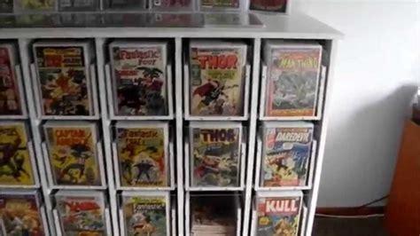 Cabinet Organizers: Ic Book Cabi Comic Book Storage