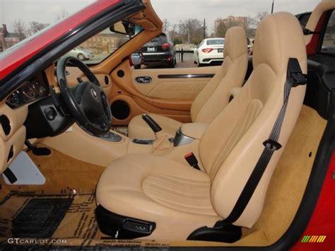 maserati spyder interior 2004 maserati spyder cambiocorsa interior photo 46698780
