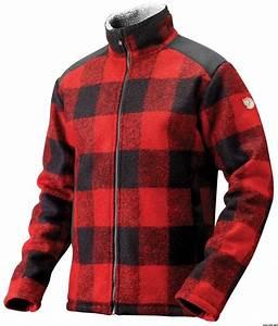 fjallraven woodsman jacket for men varustenet english With veste bucheron rouge carreaux