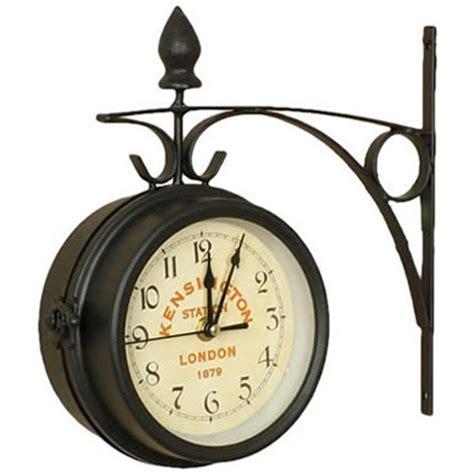 jeux de gar輟n de cuisine horloge de gare métal style gares d 39 autrefois