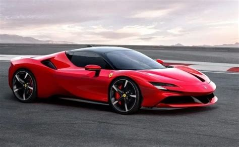 A reared horse with a logo is literally known all over the world. Ferrari (2020 and 2021 Ferrari Car Models)