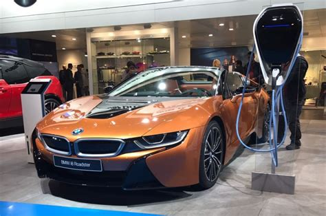Bmw I8 Price In India by Autoexpo2018 Bmw India Raise The Roof Launch M5 6 Gt