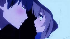 Anime Kiss GIFs | Tenor
