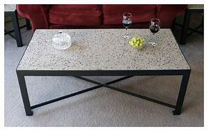 concrete coffee table top uk amazing concrete coffee With concrete coffee table and end tables