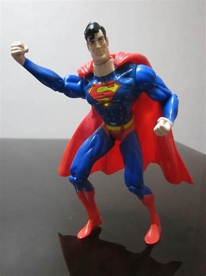 Action Superman Figure Hasbro Figures Dc Toys