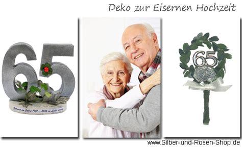 deko eiserne hochzeit silber und rosen shop