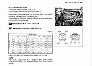 Yamaha 250 Timberwolf Voltage Regulator Wiring Diagram