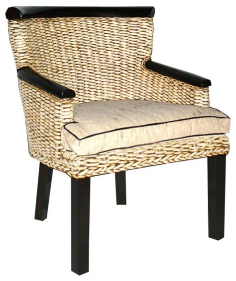 banana leaf cape verde chair dining chairs by chic teak