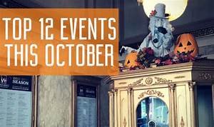 Live Events In October At The Weinberg Center