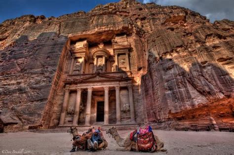 Petra Jordan Exploring The Lost City By Day The Planet D