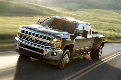 2015 Chevrolet Silverado Hd, 2015 Gmc Sierra Hd First Look