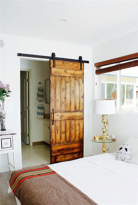 barn door bedroom set presenting the great barn door makeover 4318