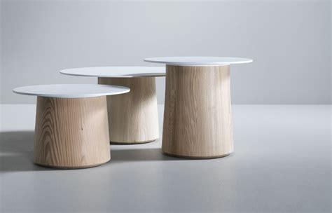 beistelltische holz günstig design beistelltische rund klein und praktisch b 246 wer
