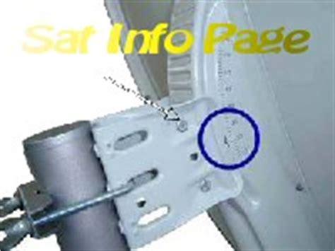 sat antenne einstellen sat info page alles fuer den satempfang senderlisten satfinder forum board