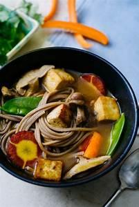 soba noodle vegetable soup geller