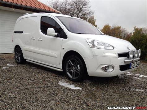 Peugeot Partner (2013)