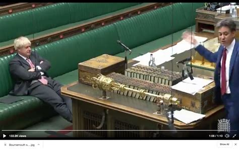 Ed Miliband invites Boris Johnson to respond knowing full ...