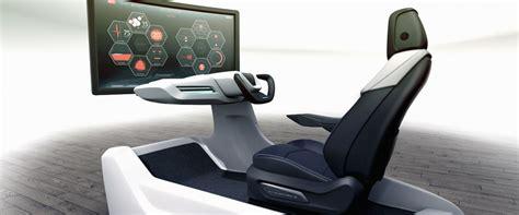 faurecia siege automobile des innovations pour plus de bien être concept de siège