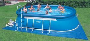 Preparation Terrain Pour Piscine Hors Sol Tubulaire : piscine intex images arts et voyages ~ Melissatoandfro.com Idées de Décoration