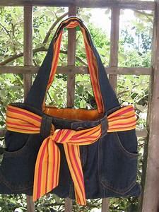 Faire Un Sac : blog diy comment fabriquer un sac partir d un vieux ~ Nature-et-papiers.com Idées de Décoration