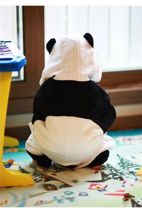 panda baby animal pajama kigurumicom