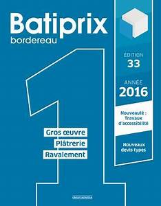 Coefficient Assurance : extrait des 8 volumes batiprix 2016 by infopro digital issuu ~ Gottalentnigeria.com Avis de Voitures
