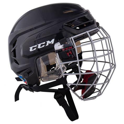 Monkey 110 Image by Ccm Tacks 110 Hockey Helmet Combo