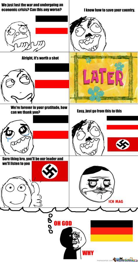 Funny German Memes - germany by brandini734 meme center