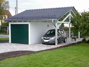 Garage Carport Kombination : fertiggaragen aus sachsen betongarage oder stahlgarage carport als betoncarport stahlcarport ~ Orissabook.com Haus und Dekorationen