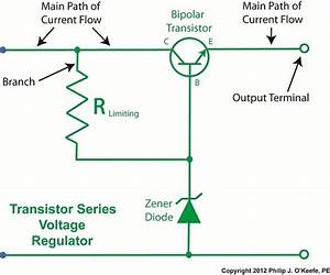 What Portion Of A Zener Diode Characteristic Is Most Useful For Voltage Regulation Application