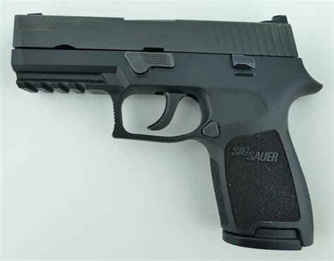 sig sauer pc  acp pistol    box acp pistol