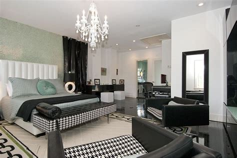 Bedroom Black White And Green by 58 Custom Luxury Master Bedroom Designs Pictures