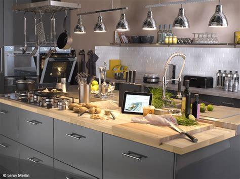 cuisine renovation plan de travail poser un plan de travail dans la cuisine décoration