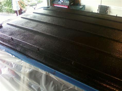 herculiner bed liner herculiner on the roof jeep forum