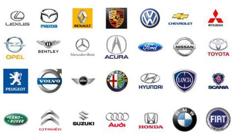 Car Brands And Their Symbols Myideasbedroomcom