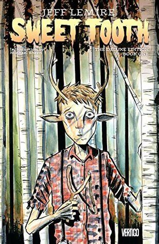 sweet tooth deluxe edition book   jeff lemire