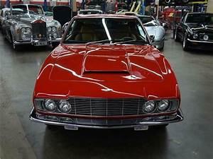 1969 Aston Martin Dbs 34375 Miles Fiesta Red Manual For
