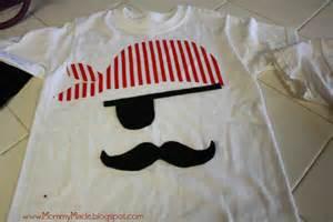 DIY Pirate Shirt
