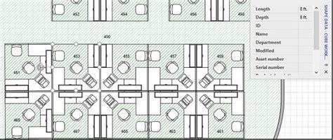 Office Desk Visio Stencils by Adding Furniture To A Floor Plan Tutorialspoint