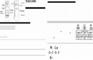 Taylor Thermometer 9306 User Guide