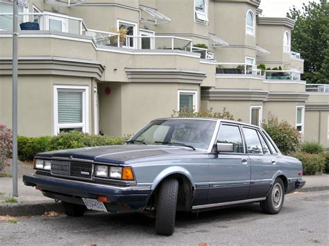 toyota cressida old parked cars vancouver 1982 toyota cressida