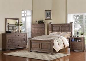 Distressed bedroom furnitureequinox dresser in distressed for Distressed bedroom set