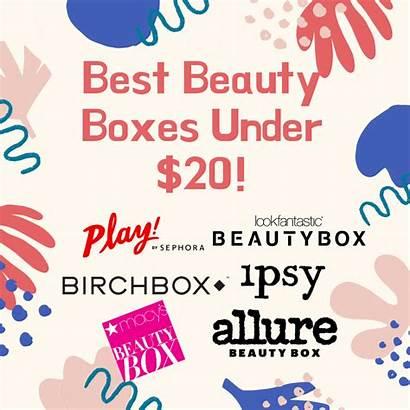 Subscription Under Boxes Sephora Vs Play Birchbox