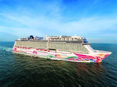 Norwegian Joy « Cruisereiziger